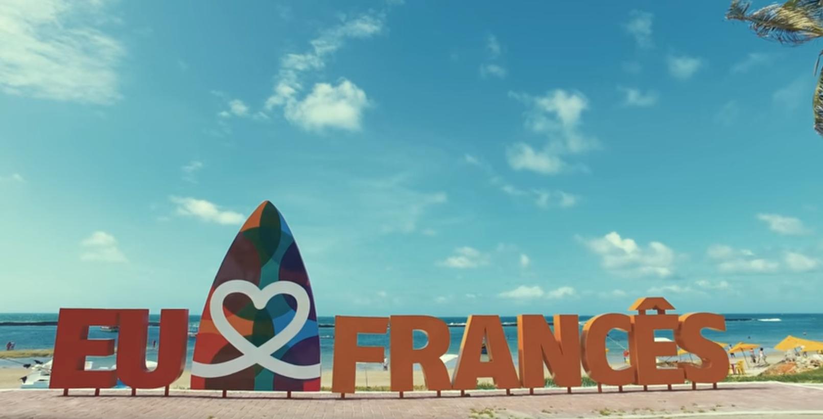 amo Praia do Frances